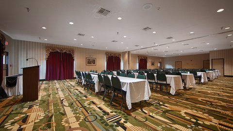 BEST WESTERN Big Spring Lodge - Banquet Room