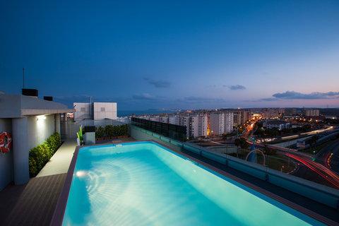 NH Alicante - pool