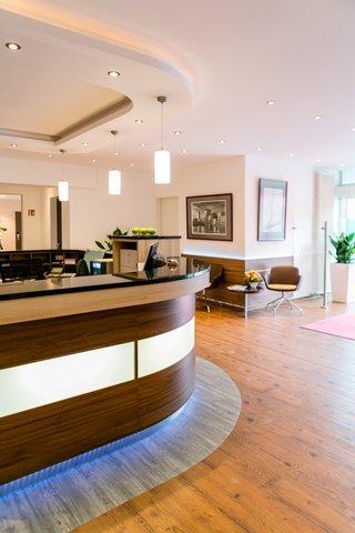 Hotel Breitbach - Reception