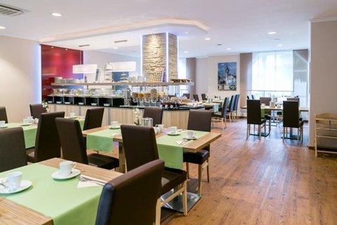 Hotel Breitbach - Breakfastroom