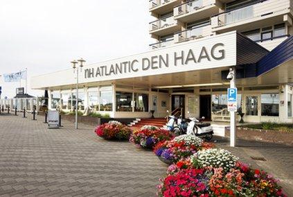 NH Atlantic Den Haag - Facade