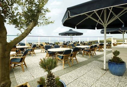 NH Atlantic Den Haag - Terrace