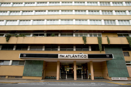 NH La Coruna Atlantico - Facade