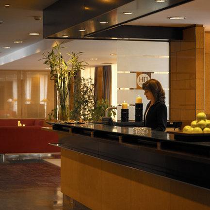 NH La Coruna Atlantico - Lobby reception