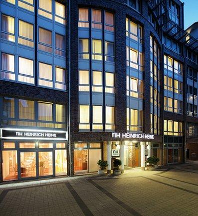 NH Berlin Heinrich Heine - Facade