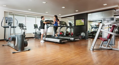 Warwick Hotel Dubai - O2 Spa Fitness Centre