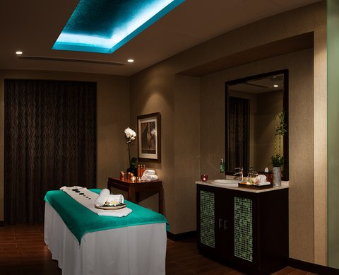 Warwick Hotel Dubai - O2 Spa Treatment Room