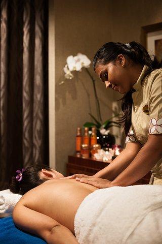 Warwick Hotel Dubai - O2 Spa Treatment