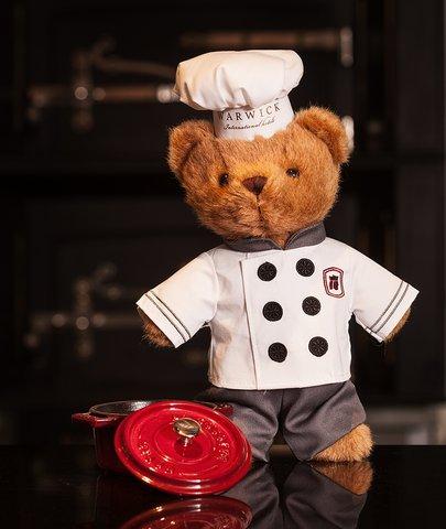 Warwick Hotel Dubai - William Warwick Cooking Class