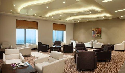 Warwick Hotel Dubai - Warwick Club Lounge Sitting Area