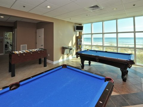 Crystal Shores by Wyndham Vacation Rentals - Billiards
