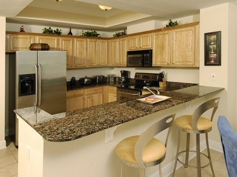 Crystal Shores by Wyndham Vacation Rentals - Kitchen