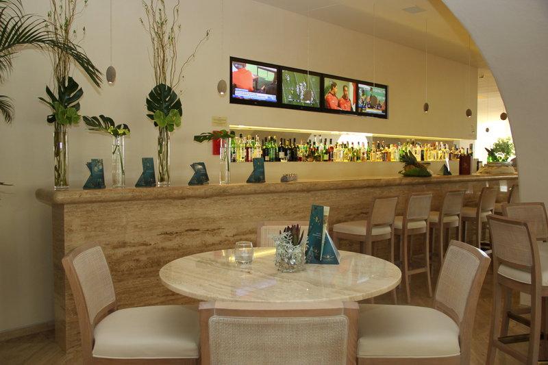 Crowne Plaza Hotel Vilamoura Algarve Bar/salón