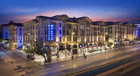 Crowne Plaza Hotel Istanbul Old City - Welcome to the Wyndham Istanbul Old City