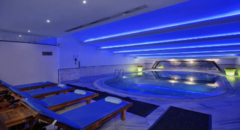 Crowne Plaza Hotel Istanbul Old City - Indoor Pool