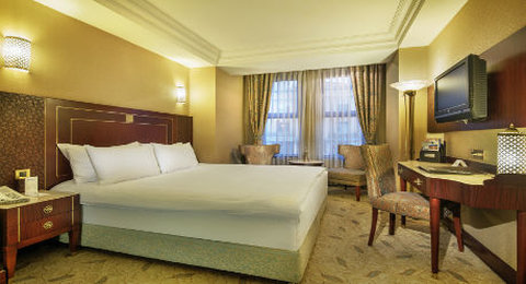 Crowne Plaza Hotel Istanbul Old City - Guest Room