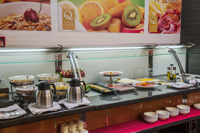 Quality Inn Portus Cale Gastronomía