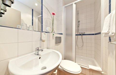 Novum Hotel Aldea Berlin Zentrum - Bathroom