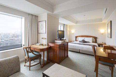 Hotel East 21 Tokyo - Deluxe Double
