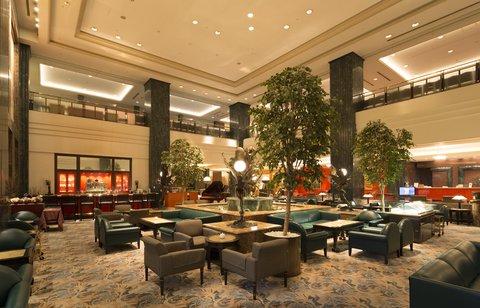 Hotel East 21 Tokyo - Lobby Lounge