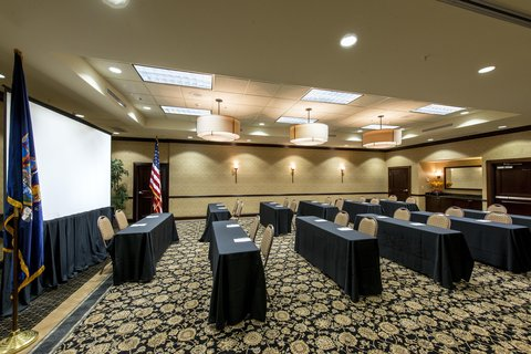 Hampton Inn - Suites Albany-Downtown - Conference Room