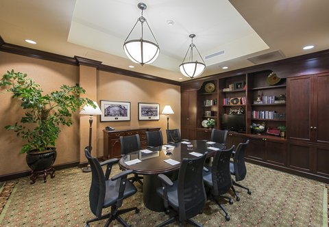Hampton Inn - Suites Albany-Downtown - Board Room