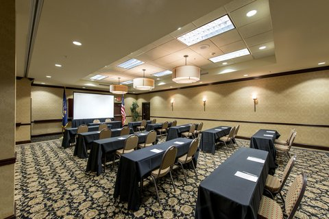 Hampton Inn - Suites Albany-Downtown - Conference Room Setup