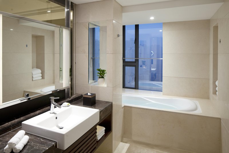 DoubleTree by Hilton Chongqing North Suite