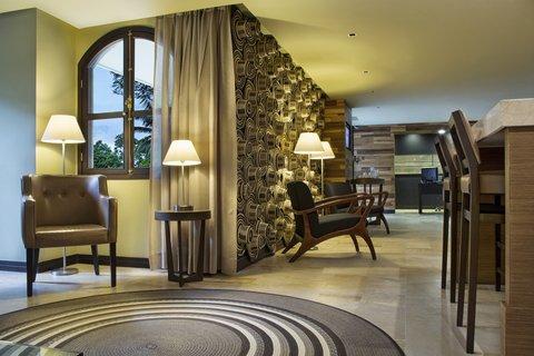 Movich Casa del Alferez - Hall Hotel Interior