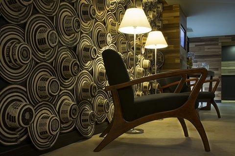 Movich Casa del Alferez - Hotel Interior