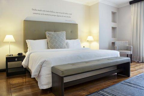 Movich Casa del Alferez - Room