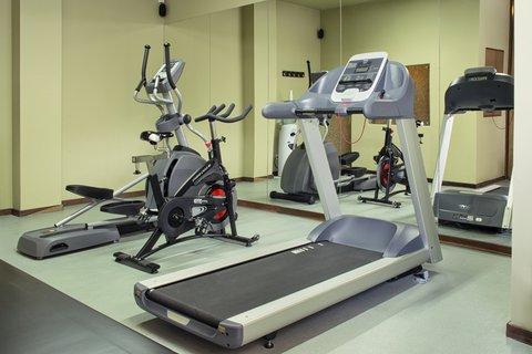 Movich Casa del Alferez - Gym