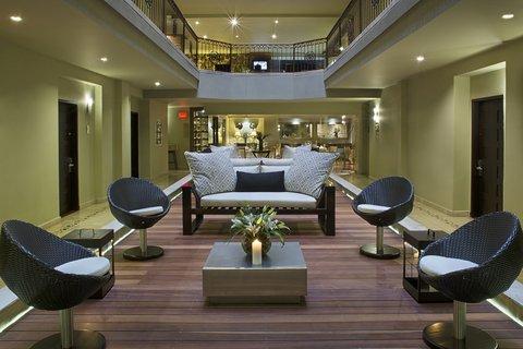 Movich Casa del Alferez - Lobby