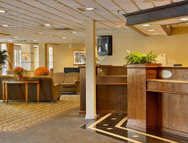 FairBridge Hotel & Conference Center East Hanover - Lobby