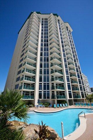 Jade East Condominiums by Wyndham Vacation Rentals - Primary Exterior