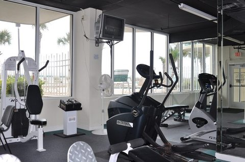 Jade East Condominiums by Wyndham Vacation Rentals - Fitness Center