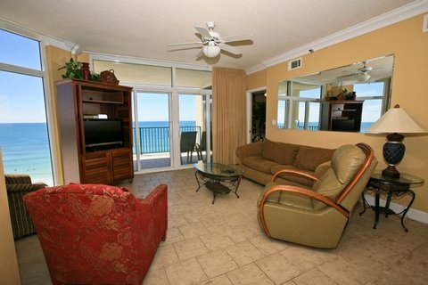 Jade East Condominiums by Wyndham Vacation Rentals - Living Room