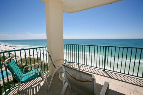 Jade East Condominiums by Wyndham Vacation Rentals - Balcony