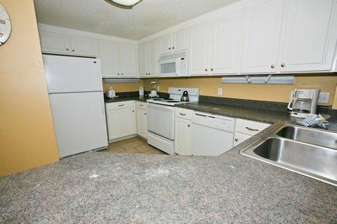 Jade East Condominiums by Wyndham Vacation Rentals - Kitchen