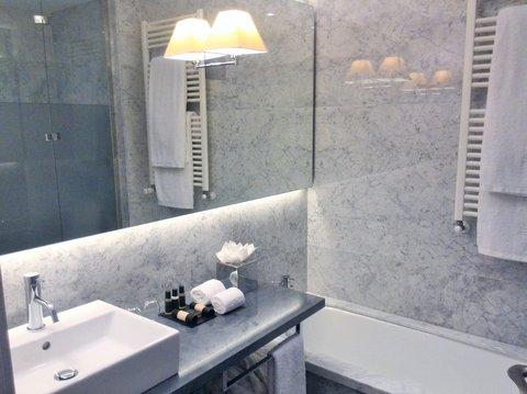 Urso Hotel and Spa - Bathroom