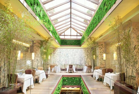 Urso Hotel and Spa - The conservatory