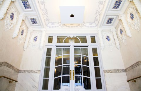 Urso Hotel and Spa - Entrance