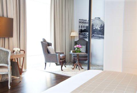 Urso Hotel and Spa - Junior Suite