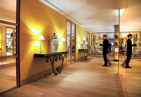 Urso Hotel and Spa - Lobby