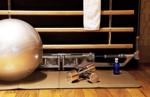 Urso Hotel and Spa - Fitness Room