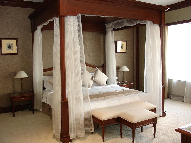 Crowne Plaza Hotel Shanghai Suite