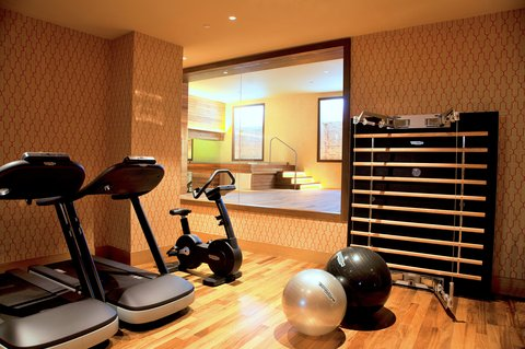 Urso Hotel and Spa - Fitness
