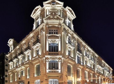 Urso Hotel and Spa - Hotel Front
