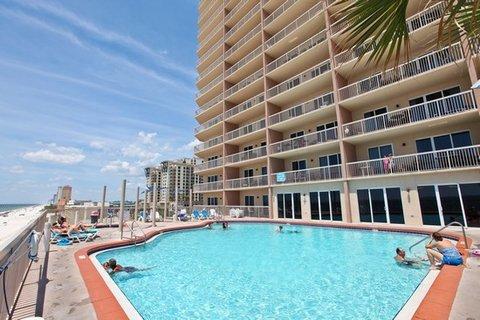 ResortQuest Rentals at Sunrise Beach Resort - Poolio
