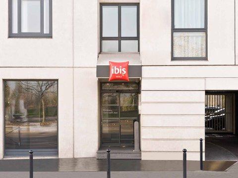 ibis Bordeaux Gare Saint Jean - Exterior